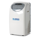 Appareil de conditionnement d'air mobile Polar Wind (4,1 kW)