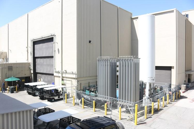 Un groupe froid de 200 kW garantit la capacité de production d'une entreprise